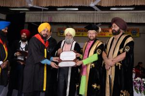 31 may 2018 44th Annual Convocation of GNDU (16)