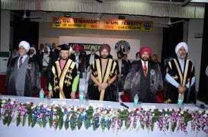 31 may 2018 44th Annual Convocation of GNDU (2)