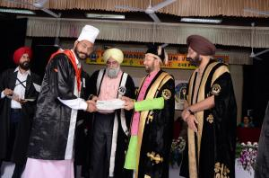 31 may 2018 44th Annual Convocation of GNDU (27)